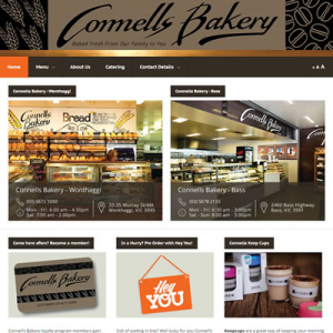 Connell's Bakery
